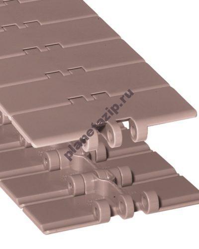 пластинчатая пластиковая LF 820 K400 1016 мм L0820303781 LF820400 400x500 - Цепь пластинчатая пластиковая LF 820-K400 101,6 мм L0820303781 (LF820400)