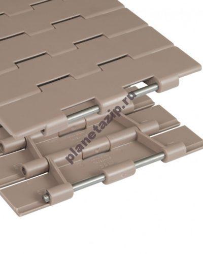 lf 821 k1000 400x500 - Цепь пластинчатая пластиковая LF 820-K1000 254 мм L0821603941 (LF8211000)