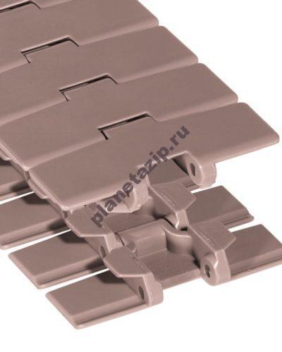 lf 880 tab k325 400x500 - Цепь пластинчатая пластиковая LF 880 TAB-K250 63,5 мм   (LF880250ТАВ)