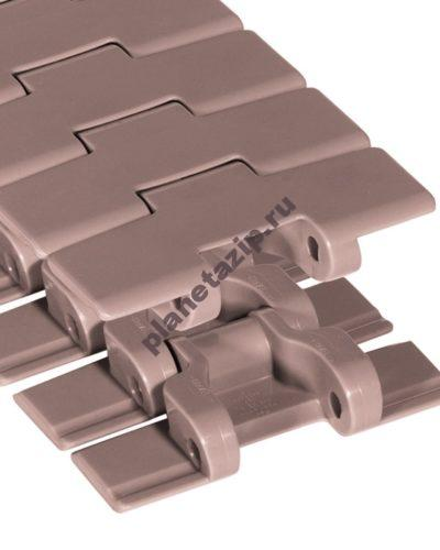 lf 882 tab k1200 400x500 - Цепь пластинчатая пластиковая LF 882 TAB-K1200 304,8 мм L0882604171 (LF8821200TAB)