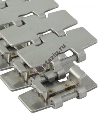 ssc 8811 tab k325 400x500 - Цепь пластинчатая нержавеющая SSC 881 TAB-K325 82,5мм 10.114.21.11 (SSC881325TAB)