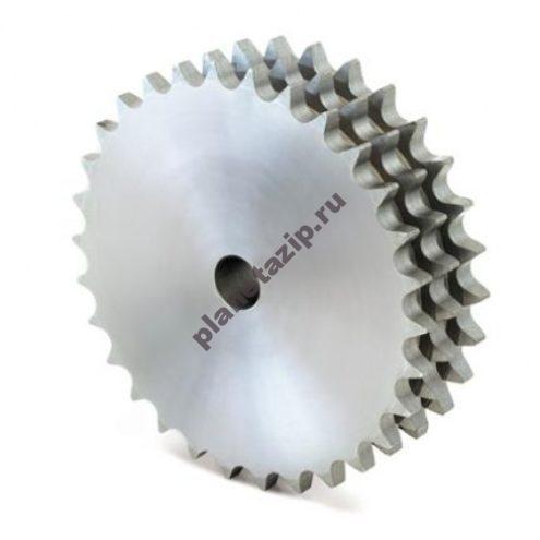 Звездочка без ступицы под расточку для цепи: 08B-3, 12,75 x 7,75 мм, Z=28 CT09028 Sati