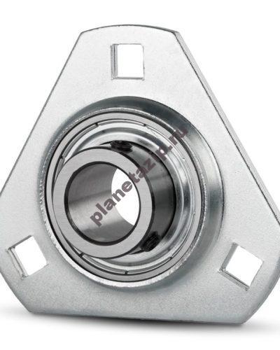 SBPFT204 Pressed Steel 3 Bolts Triangle Flange 400x500 - Подшипниковый узел BPFT6-SB ISB