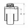 Высокотемпературный корпусной подшипник UC206 BHTS ZZ GR CG 350° BECO – изображение 3