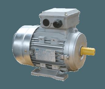 h siti electric motor - Электродвигатель AT100LA2 3 квт 3000 об/мин