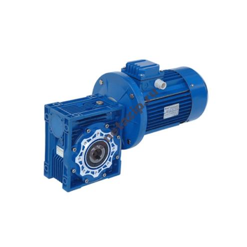 Мотор-редуктор NMRV 40-5-280-B3-0,37-11-380-50 (4Р,B14) sf=4