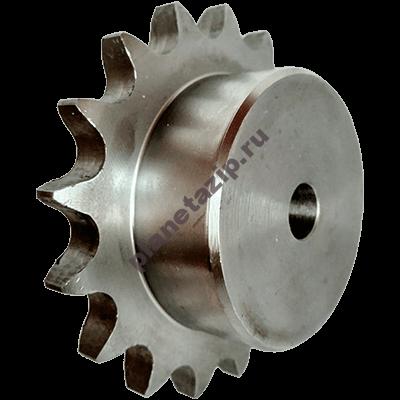 10b1 z17 2 400x400 - Звездочка приводная со ступицей 35-1 (06 C-1) 9 зубьев для однорядной роликовой цепи ANSI