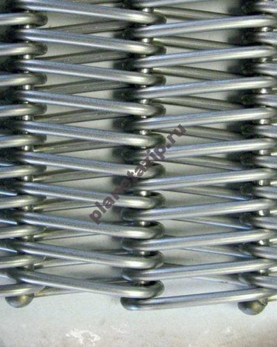 4658 400x500 - Сетка конвейерная транспортерная Тип 7  (DP200 / (DP100)