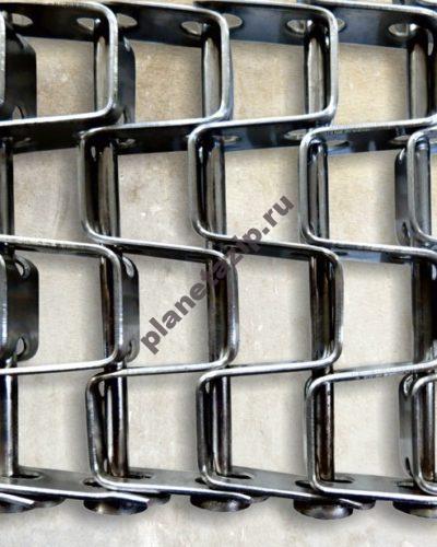 4661 400x500 - Сетка конвейерная транспортерная сотового типа  Тип 10