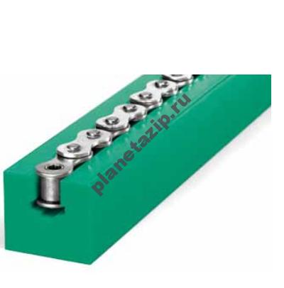 К 400x406 - Направляющая для однорядной роликовой цепи 06B-1 тип K 221110027
