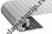 200 open hinge - Модульная лента Intralox Series S 200 Open Hinge
