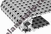 400 0 angled roller - Модульная лента Intralox Series S 400 0° Angled RollerTM