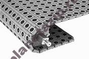 400 90 angled roller - Модульная лента Intralox Series S 400 90° Angled Roller