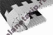 400 non skid - Модульная лента Intralox Series S 400 Non Skid