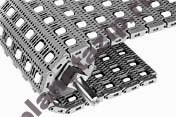 400 transverse roller top - Модульная лента Intralox Series S 400 Transverse Roller Top