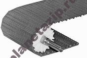 800 perforated flat top - Модульная лента Intralox Series S 800 Perforated Flat Top