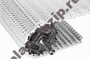 800 flush grid nub top - Модульная лента Intralox Series S 800 Flush Grid Nub Top