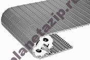 800 mini rib - Модульная лента Intralox Series S 800 Mini Rib