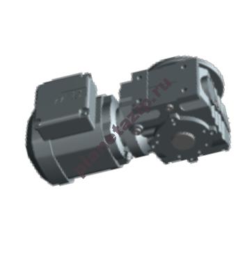 chervjachnyj motor reduktor saf47 drs71s4 - Червячный мотор-редуктор  SAF47 DRS71S4