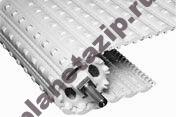 PP - Модульная лента Intralox Series S 800 Roller Top