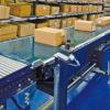 оборудование 100x100 - Прямой ленточный конвейер с ПВХ/ПУ лентой