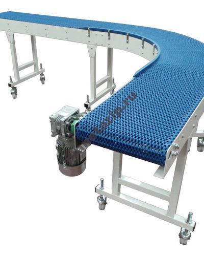 Модульный транспортер это детали поступают на общий конвейер от двух станков производительности которых относятся как 1 2
