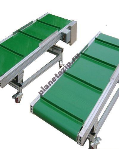 best quality automatic grain conveyor spiral system 400x500 - Наклонный ленточный конвейер с ПВХ/ПУ лентой