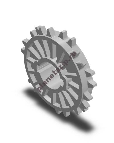 cs 1000 classic sprockets 400x500 - Звездочка CS 1000 18-1 1/2