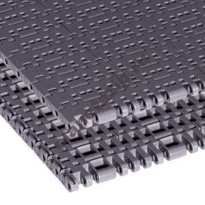 Прямоходные модульные ленты