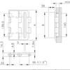Цепь пластинчатая HFP 821-K1200 F – изображение 3