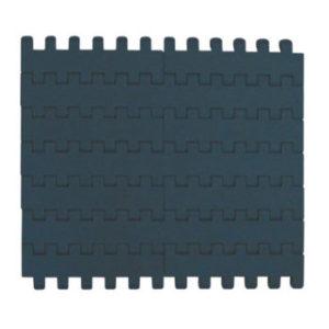 Прямоходные модульные ленты System Plast
