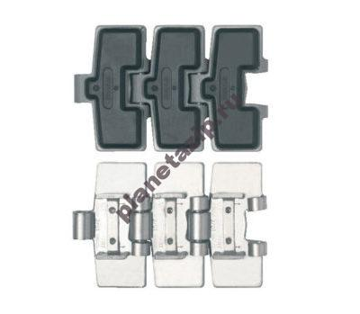 881 vg 510x349 400x349 - Цепь пластинчатая поворотная 881 VG-881 TAB VG