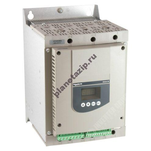 ATSCQ kW  устройство плавного пуска 160 квт