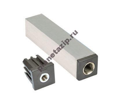 rohrende quadratisch 510x349 400x349 - Заглушка для квадратной трубы