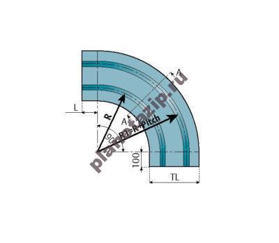 skizze 11 510x349 400x349 - Магнитная направляющая для цепи 882M-8857M _ K750-K1000-K1200
