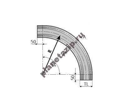 skizze kurve 1 510x349 400x349 - Направляющая для цепи 1710C TAB