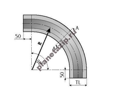 skizze kurve 9 510x349 400x349 - Направляющая для цепи 1863-1873-1874