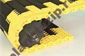 modulnaja lenta intralox series s 10000 non skid raised rib - Модульная лента Intralox Series S 10000 Non Skid Raised Rib