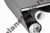 modulnaja lenta intralox series s 1100 flat top - Модульная лента Intralox Series S 1100 Flat Top