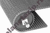 modulnaja lenta intralox series s 1100 flush grid friction top - Модульная лента Intralox Series S 1100 Flush Grid Friction Top