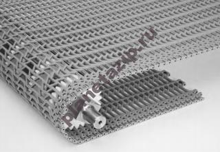modulnaja lenta intralox series s 1500 flush grid with contained edge2 - Модульная лента Intralox Series S 1500 Flush Grid with Contained Edge