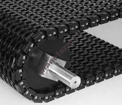 modulnaja lenta intralox series s 1750 flush grid 400x345 - Модульная лента Intralox Series S 1750 Flush Grid