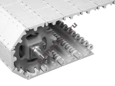 modulnaja lenta intralox series s 1800 flat top 400x299 - Модульная лента Intralox Series S 1800 Flat Top