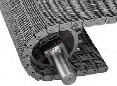 modulnaja lenta intralox series s 1900 raised rib 400x295 - Модульная лента Intralox Series S 1900 Raised Rib