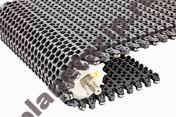 modulnaja lenta intralox series s 2200 flush grid high deck with edge bearing - Модульная лента Intralox Series S 2200 Flush Grid High Deck with Edge Bearing