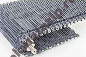 modulnaja lenta intralox series s 2400 flush grid high deck with edge bearing - Модульная лента Intralox Series S 2400 Flush Grid High Deck with Edge Bearing