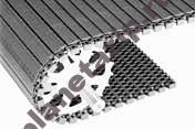 modulnaja lenta intralox series s 2400 radius flat top - Модульная лента Intralox Series S 2400 Radius Flat Top