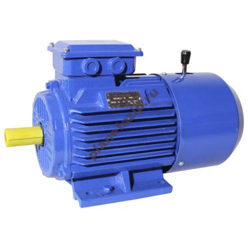Электродвигатель с электромагнитным тормозом MSEJ6312 0.18 кВт 3000 оборотов
