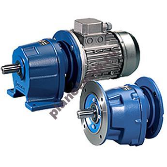 soosno cilindricheskij motor reduktor rcv varmec - Редуктор цилиндрический соосный  CV (RCV) 141 i1.29