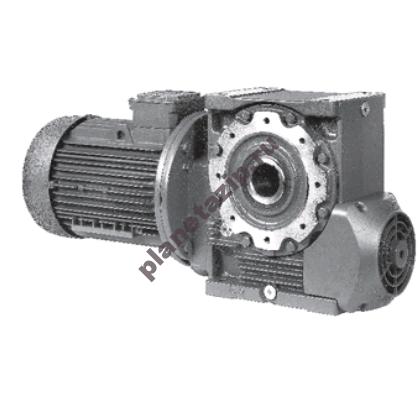 Мотор-редуктор Rossi  MR IV 161 -100 LA 4 2.2 квт 5 об/мин на выходном валу